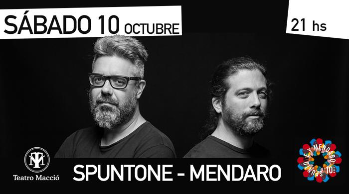 Spuntone - Mendaro 10 Años